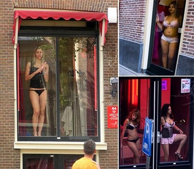 Mglaughl The Netherlands In Prostitution
