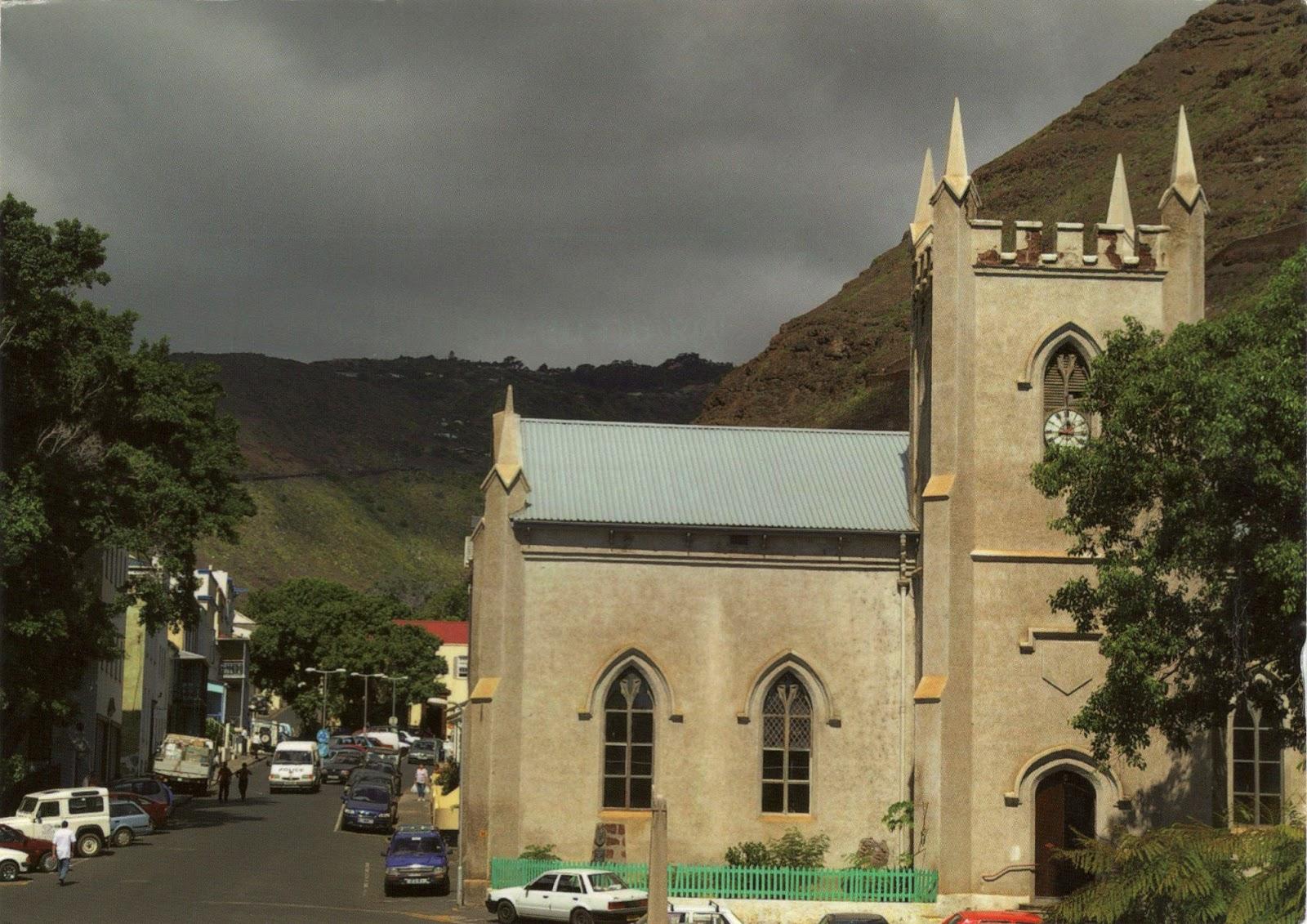 Saint Helena Ascension And Tristan Da Cunha