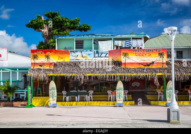 Martin In Sex Shops Caribbean Saint