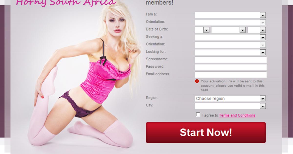 Skinny Seeking Southafrica Man Girl