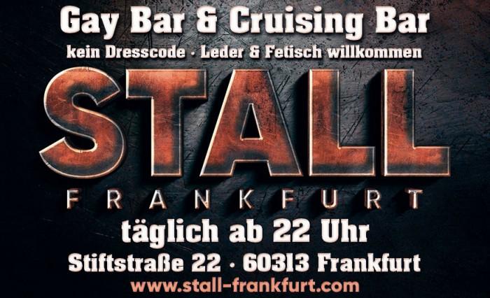 Advocate Frankfurt Gay Stall