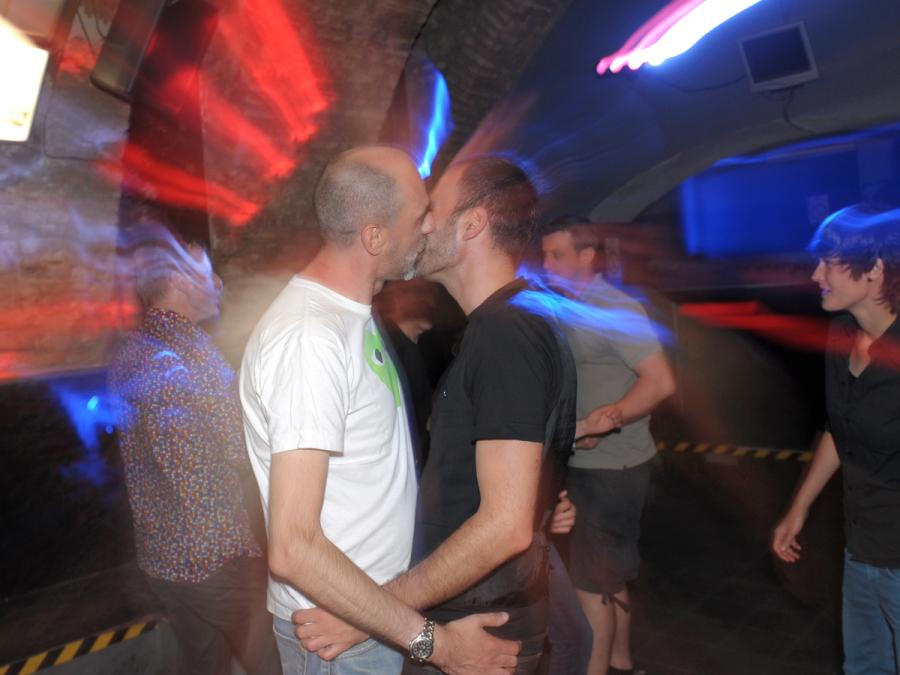 Gay Stall Frankfurt