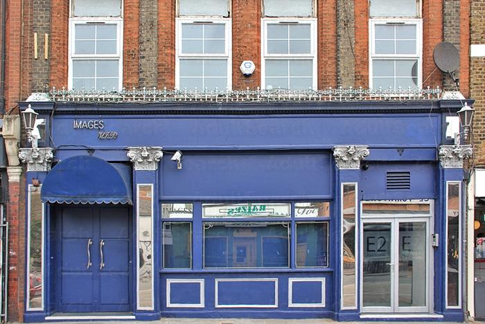 London Uk Club In Strip