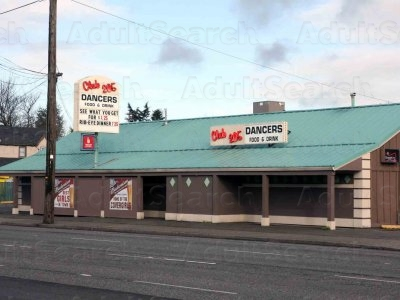 Portland Strip Club In