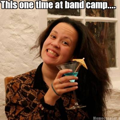 Guangzhou Band This One Time Camp At